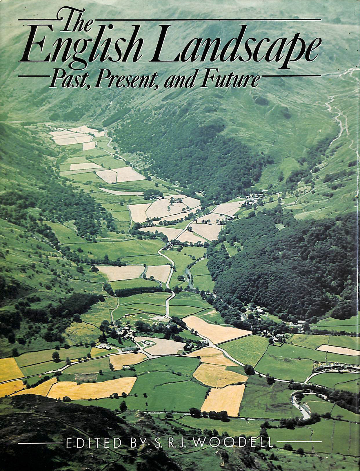 Image for The English Landscape: Past, Present and Future (Wolfson College Lectures)