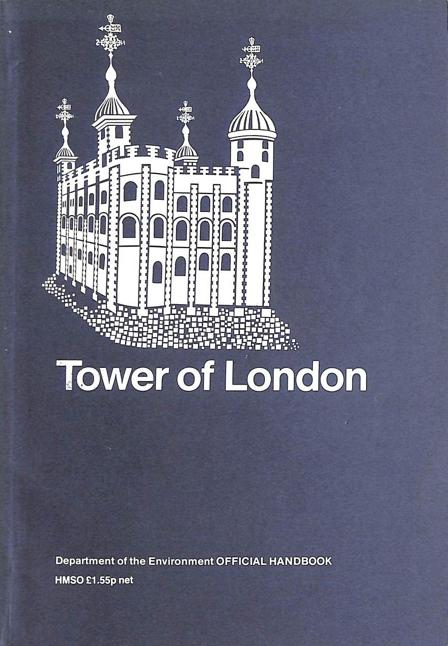 Image for Tower of London: Official Handbook