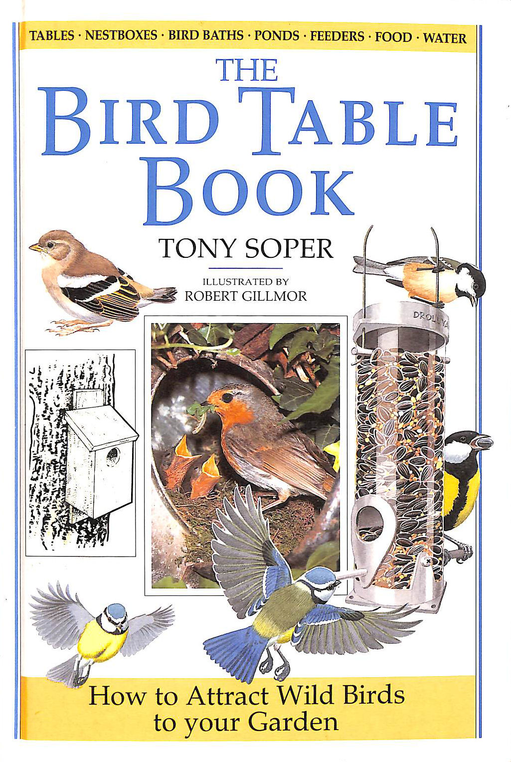 Image for The Bird Table Book
