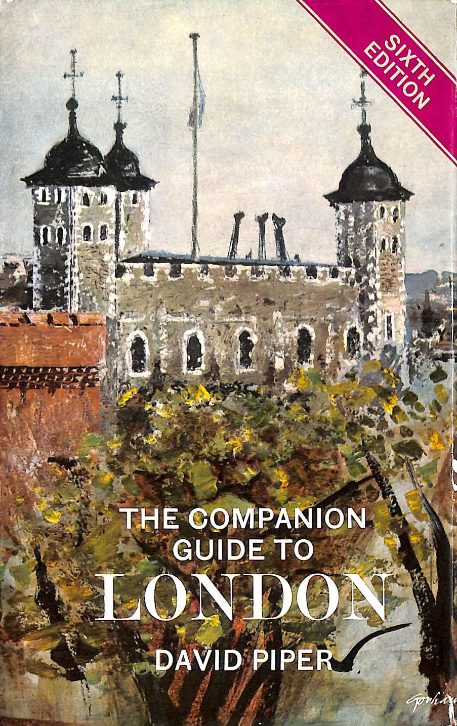 Image for The Companion Guide to London (Companion Guides)