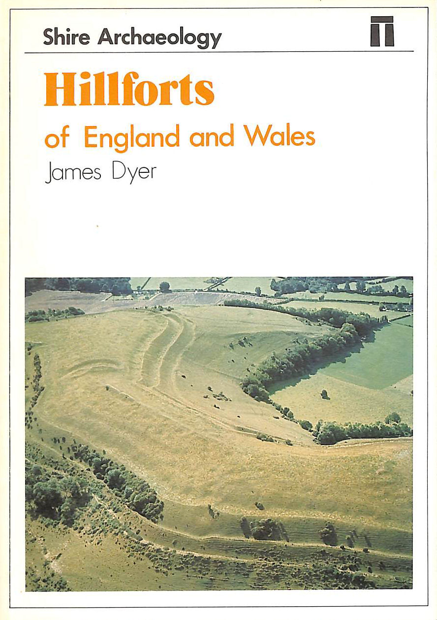 Image for Hillforts of England and Wales