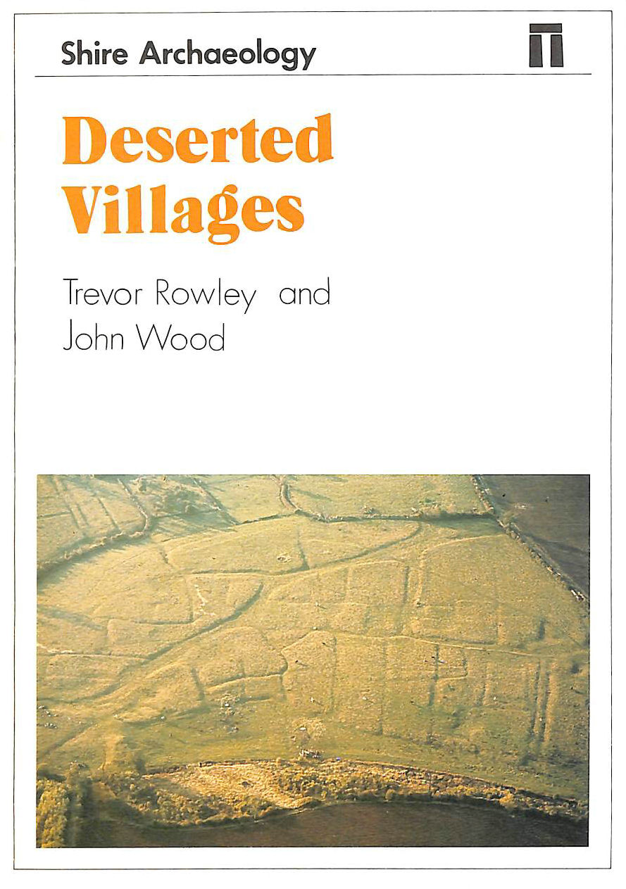 Image for Deserted Villages (Shire Archaeology)