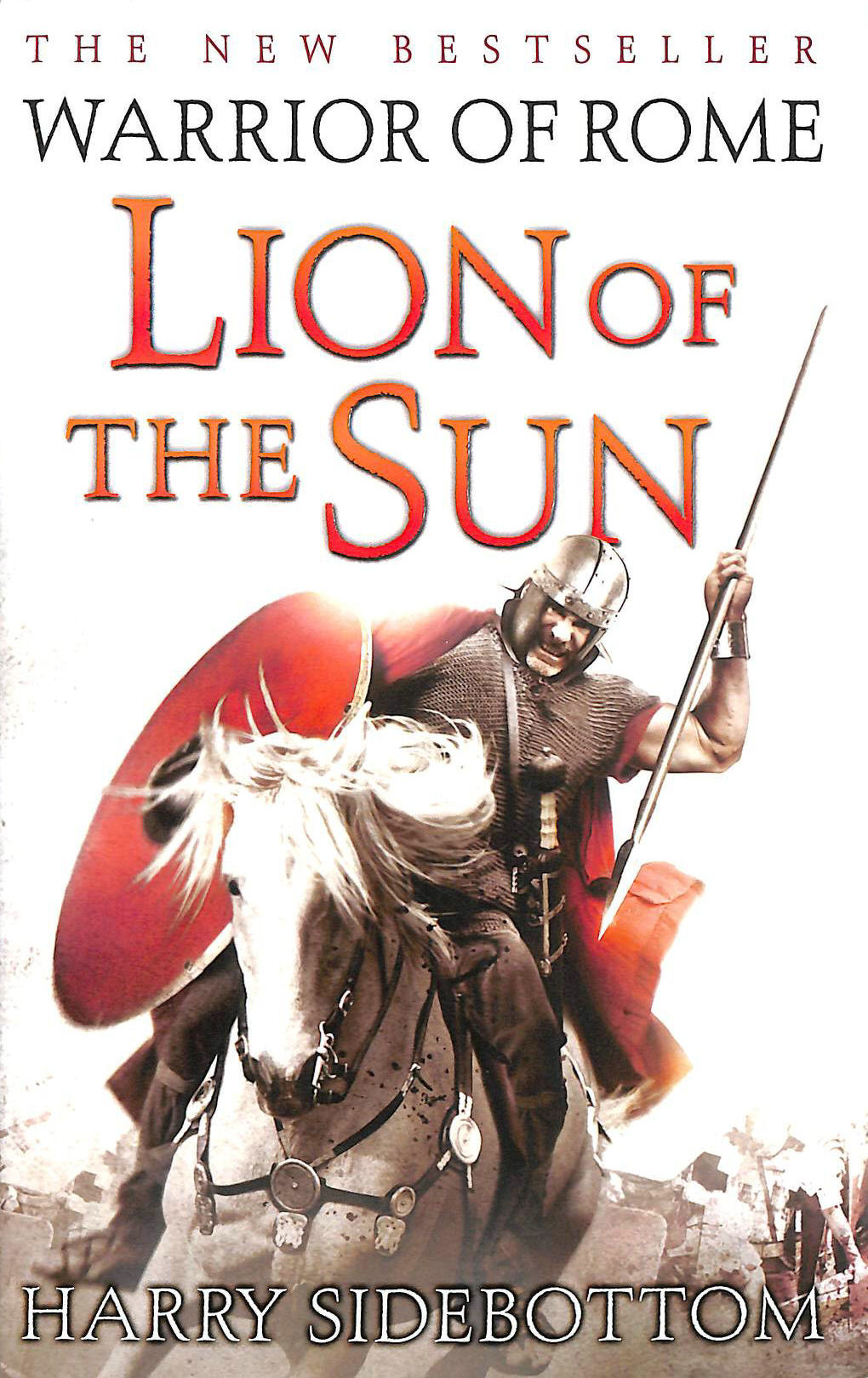 Image for Warrior of Rome III: Lion of the Sun