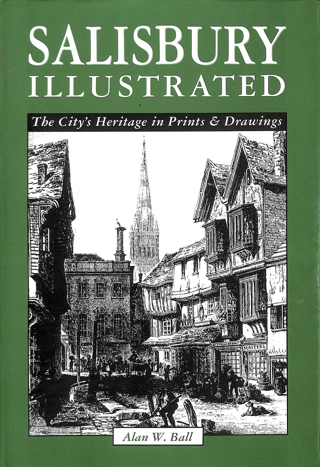 Image for Salisbury Illustrated