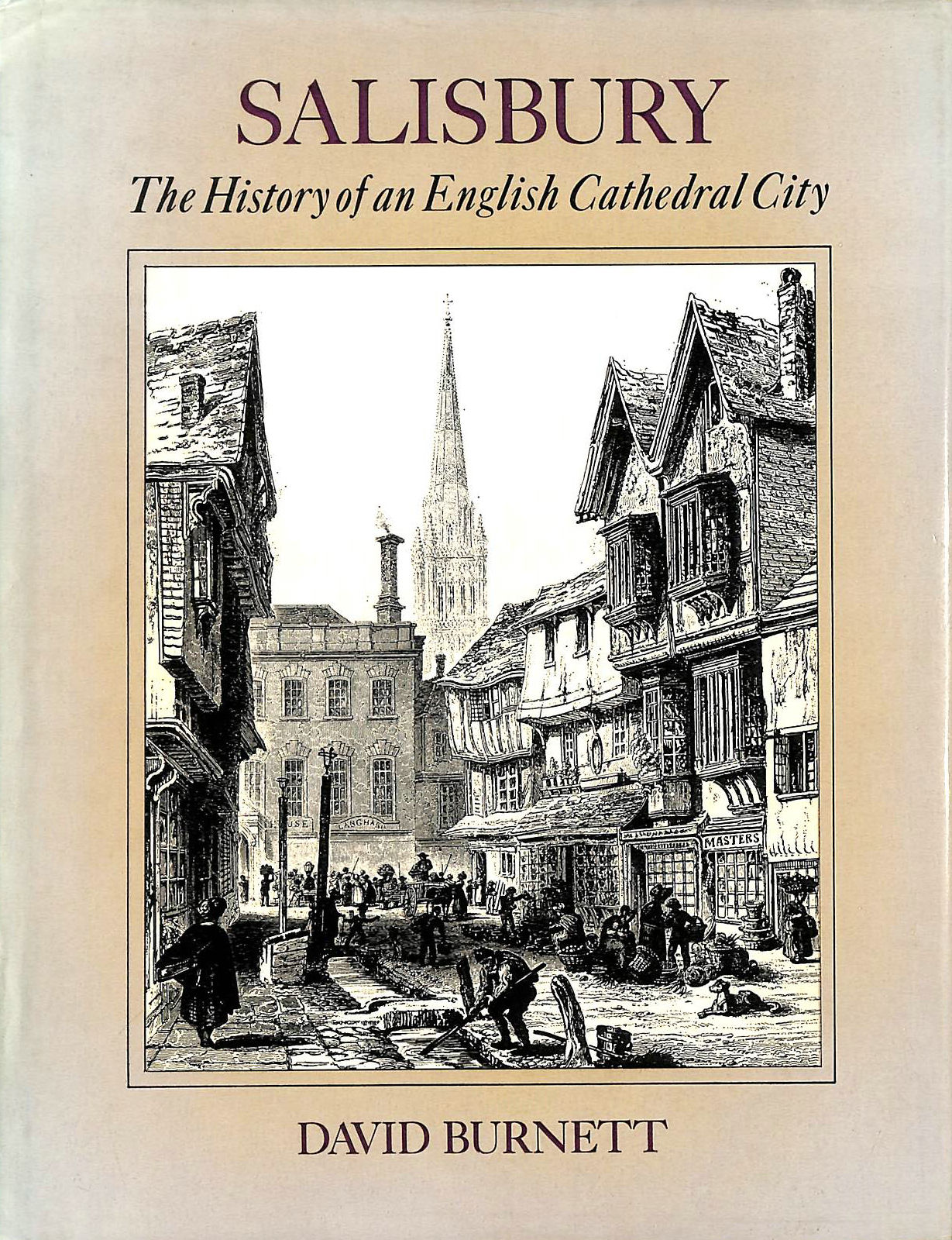 Image for Salisbury: The History of an English Cathedral City