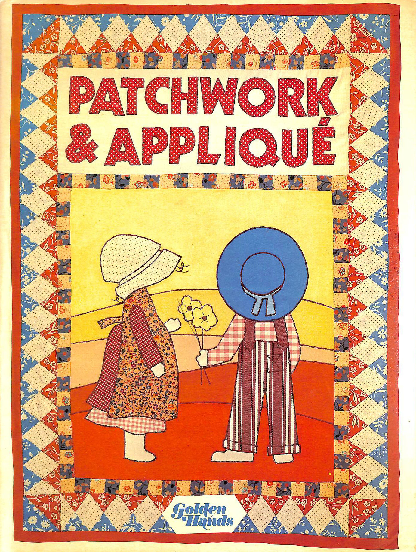 Image for Patchwork and Applique