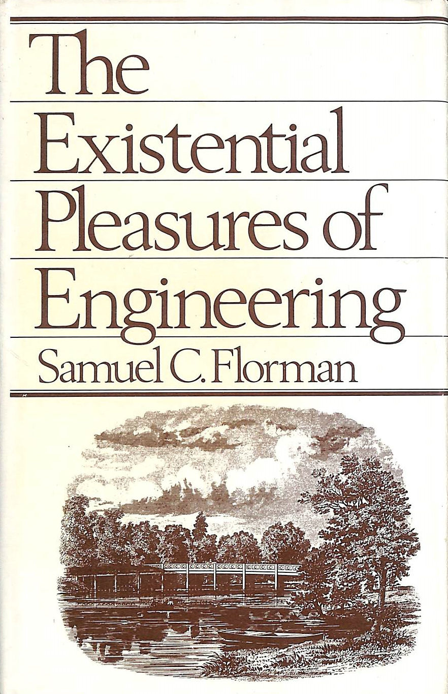 Image for Existential Pleasures of Engineering
