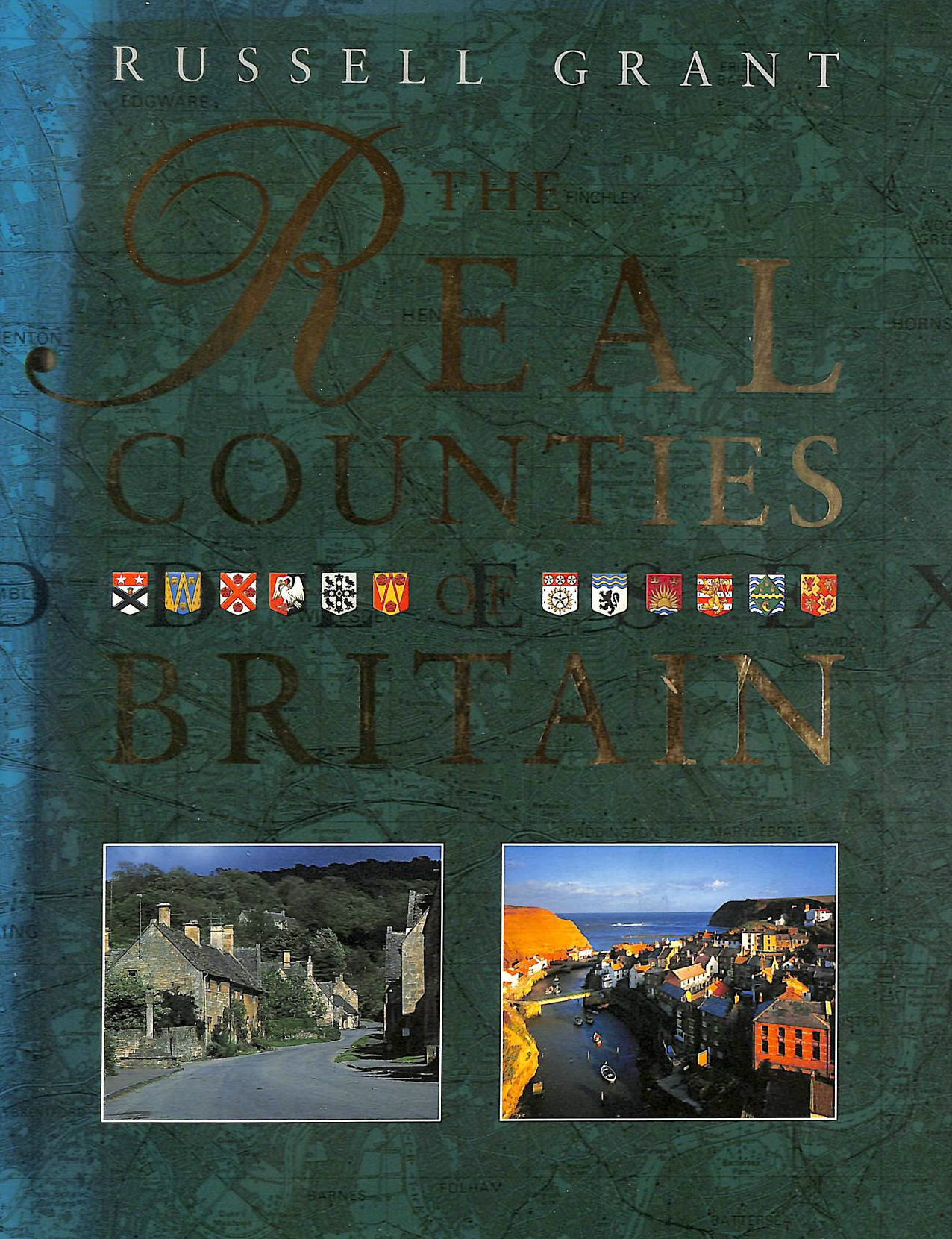 Image for The Real Counties of Britain