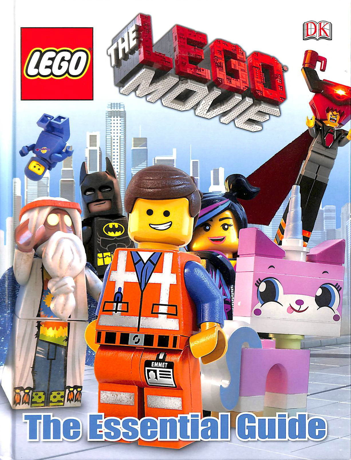 Image for The LEGO Movie The Essential Guide (Lego Film Tie in)