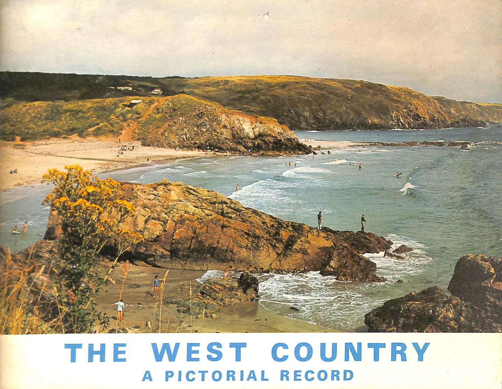 Image for THE WEST COUNTRY A PICTORIAL RECORD