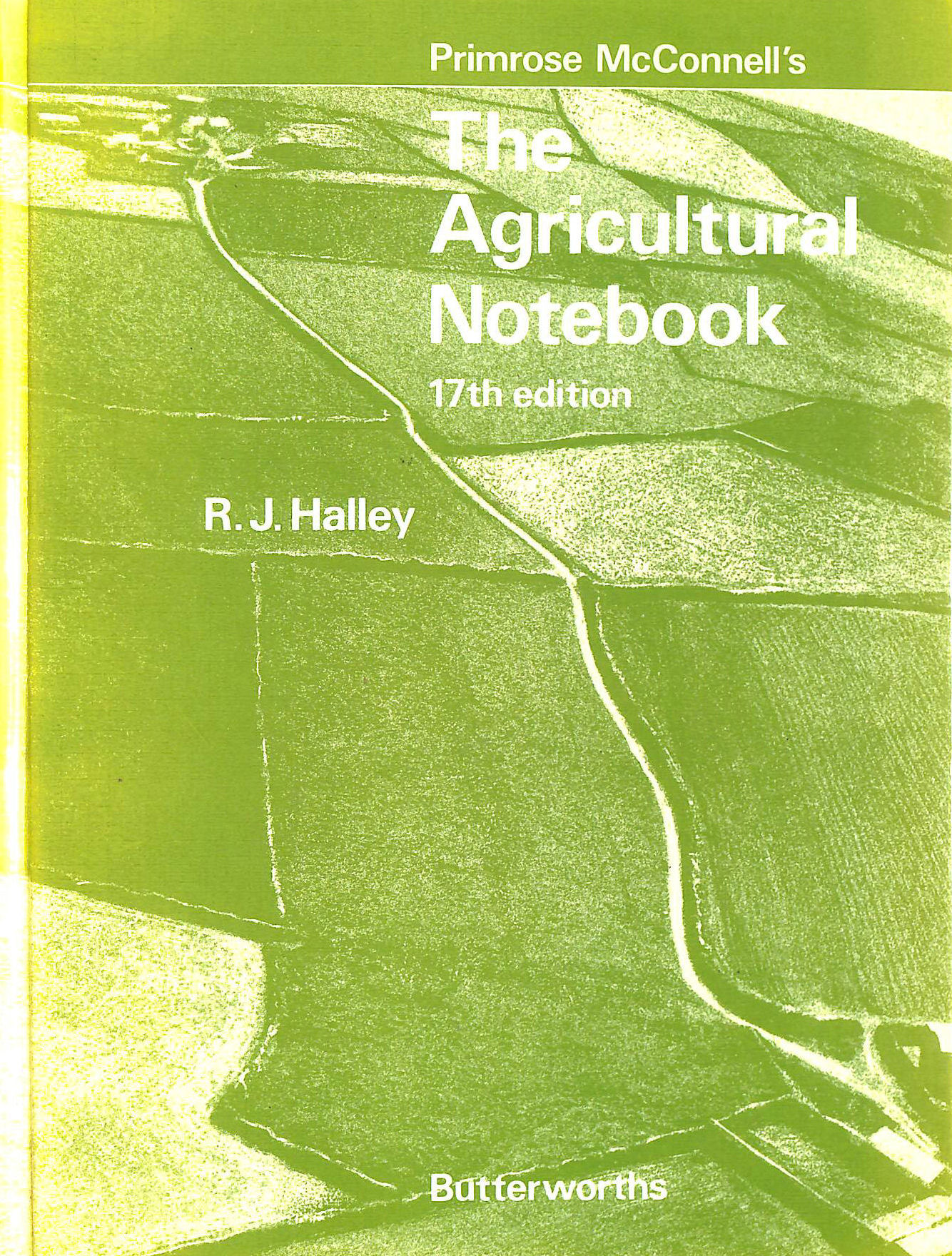Image for Agricultural Notebook