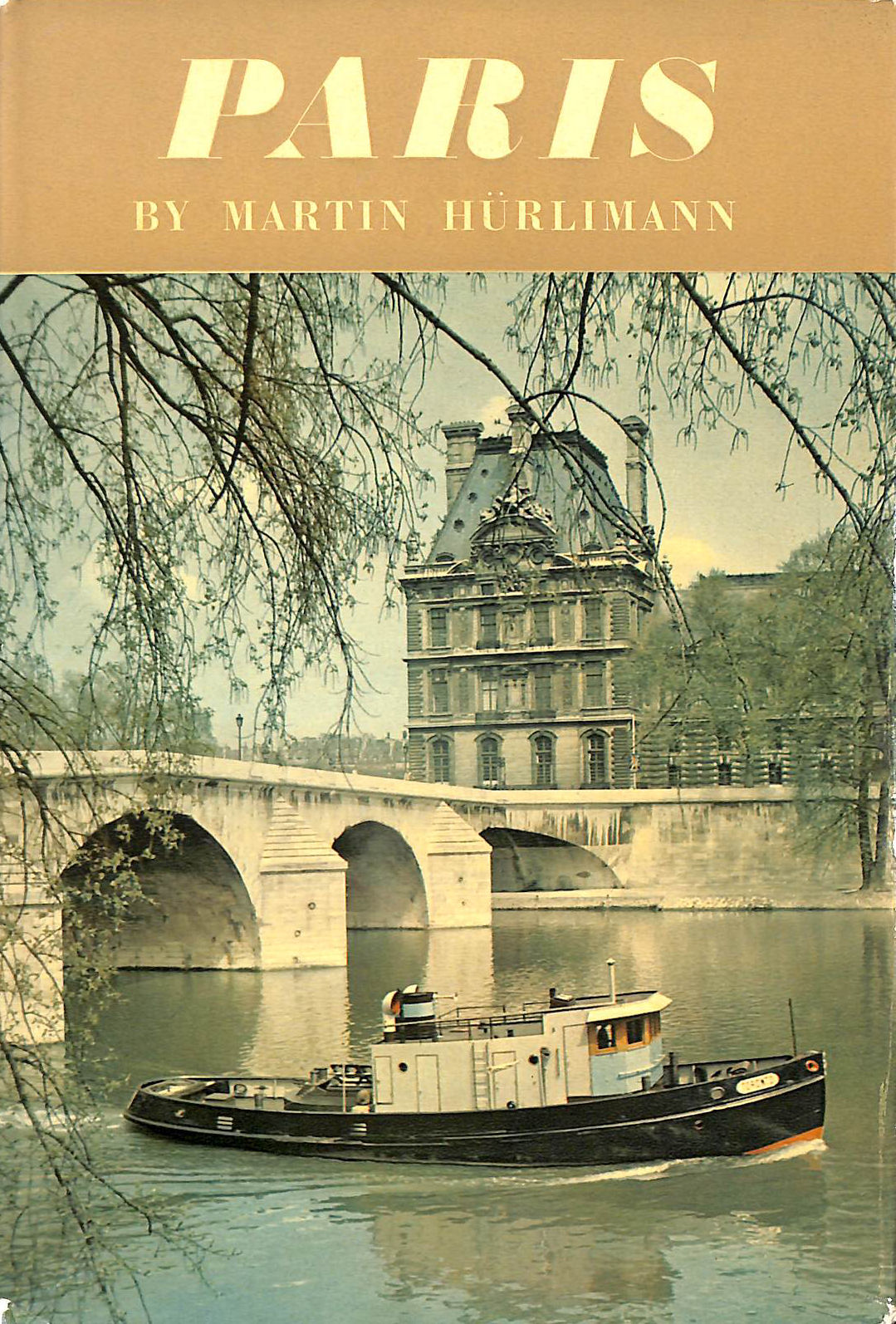 Image for Paris: 100 pictures in photogravure