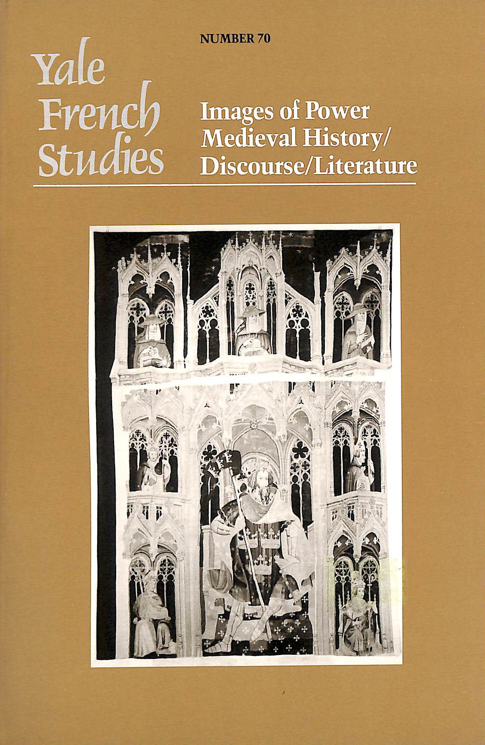 Image for Images of Power: Medieval History / Discourse / Literature: Mediaeval History / Discourse / Literature