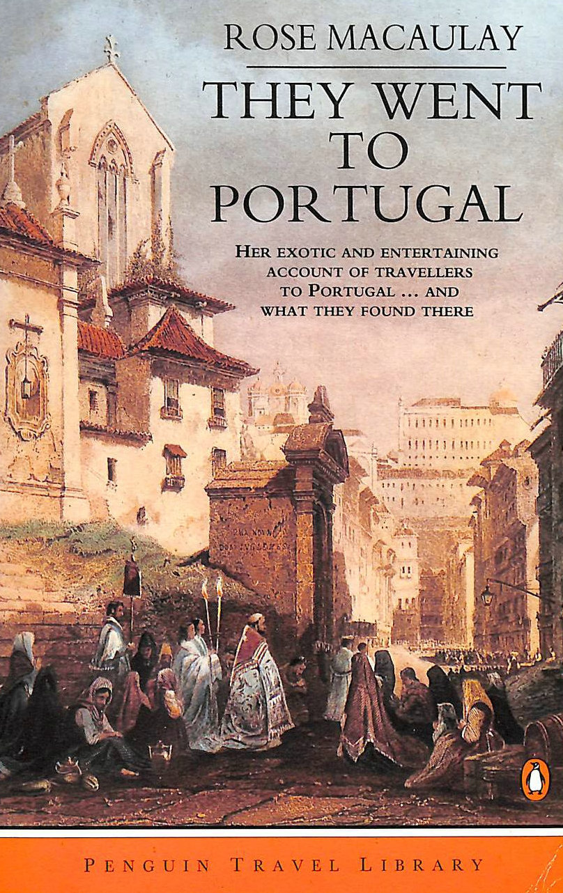 Image for They Went to Portugal (Travel Library)