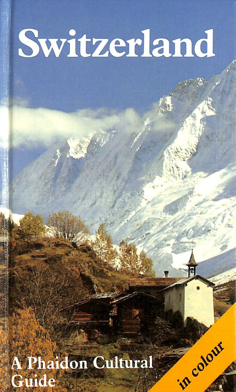 Image for Switzerland (Cultural Guides)