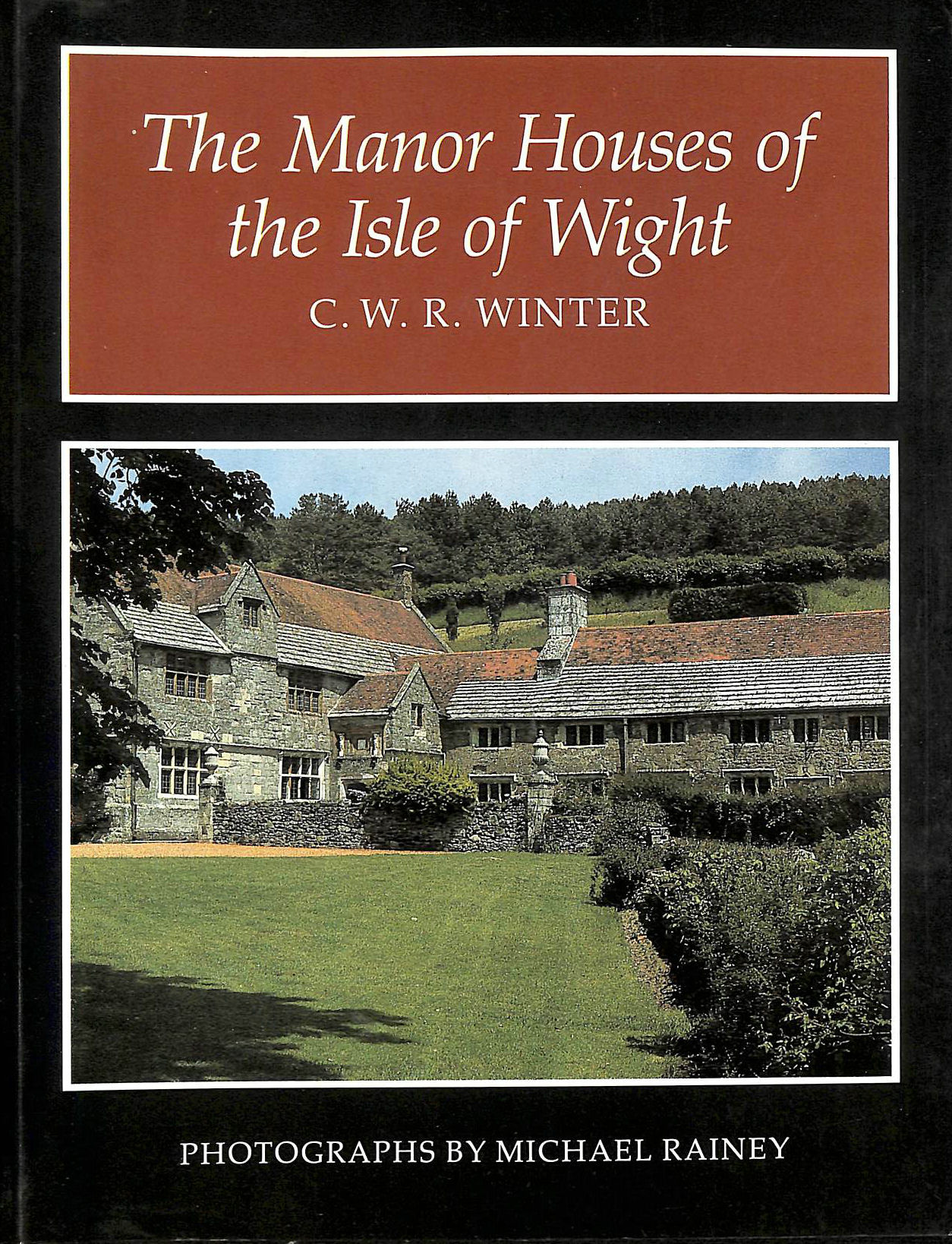 Image for Manor Houses of the Isle of Wight