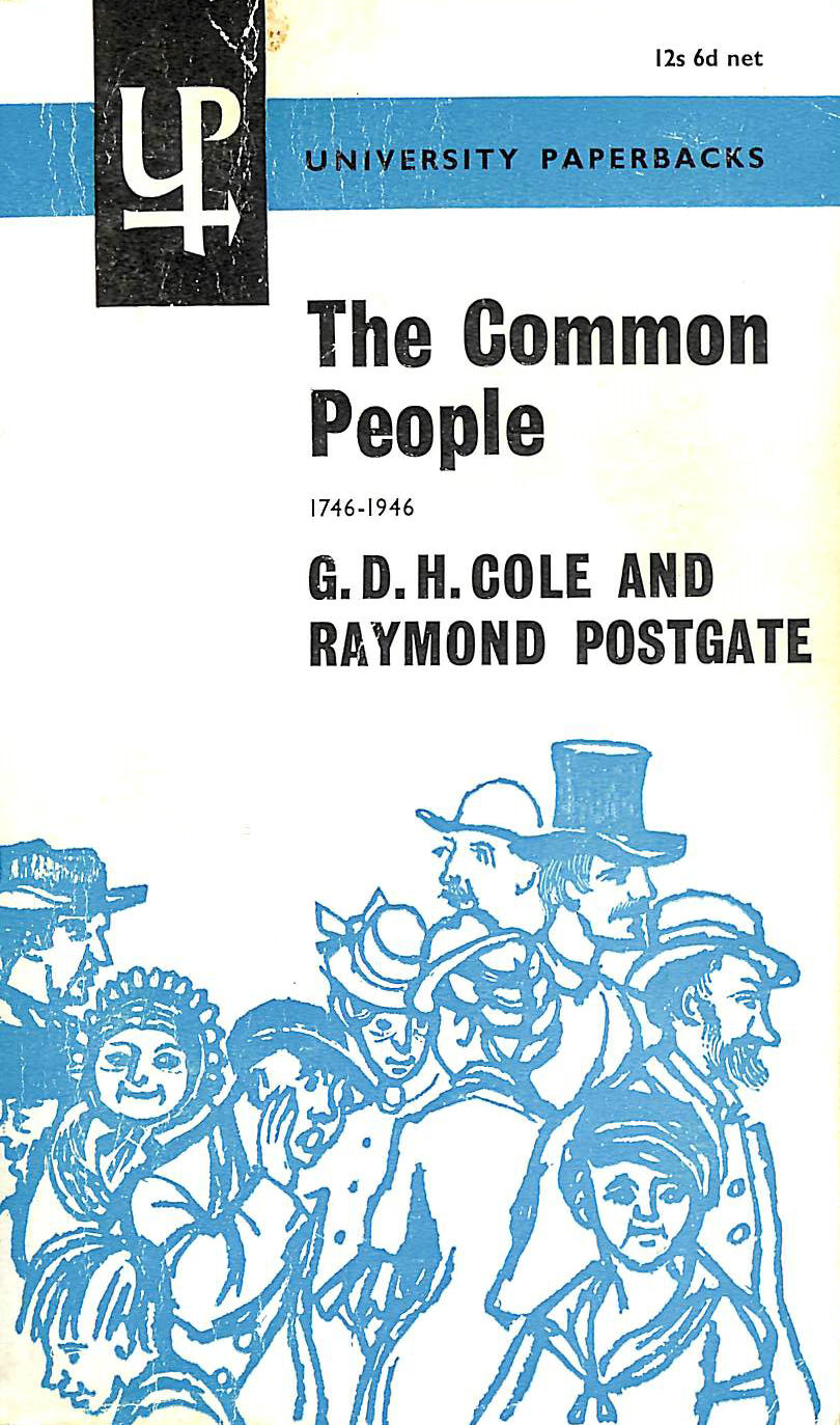 Image for The British Common People 1746-1946