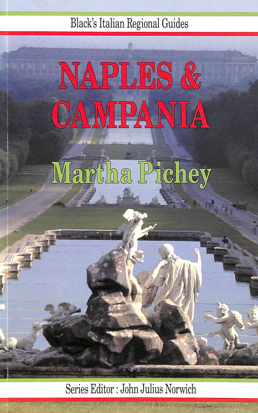 Image for Naples and Campania (Black's Italian Regional Guides)
