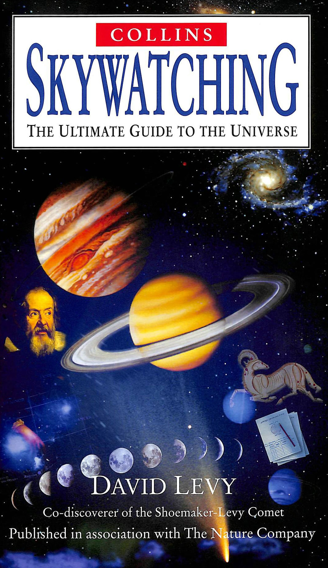 Image for Collins Skywatching  (English language edition)