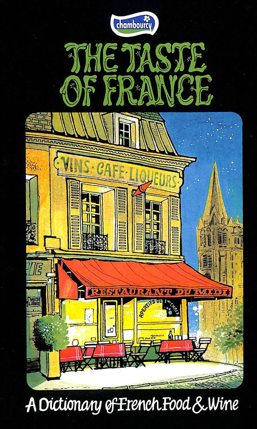 Image for Taste Of France Hc (Macmillan reference books)