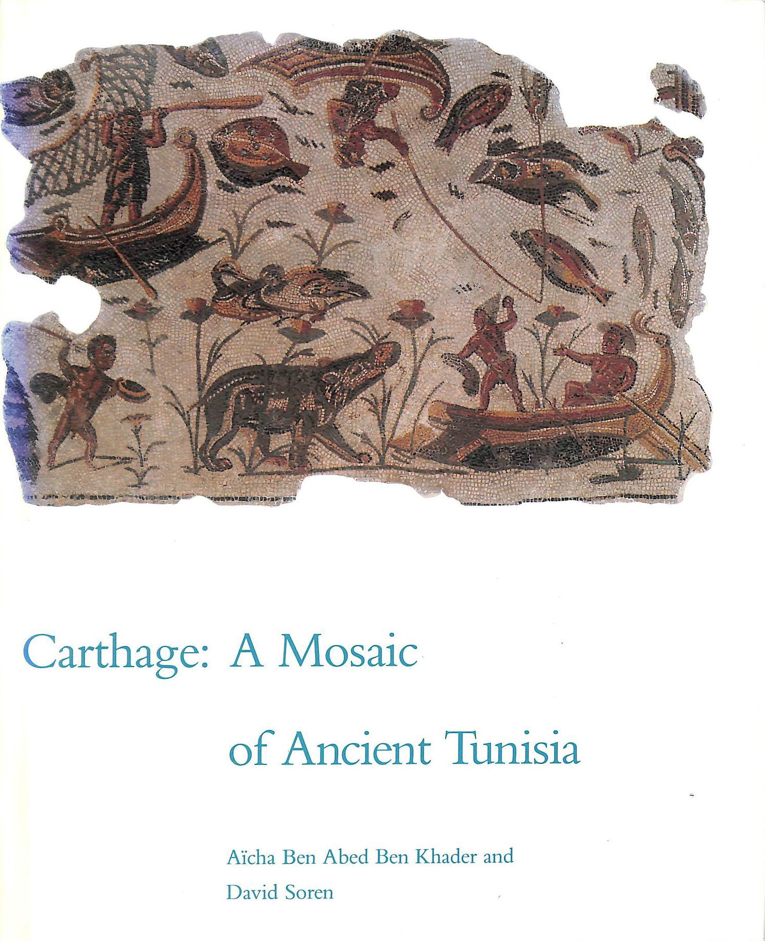 Image for Khader: Carthage - A Mosaic of Ancient Tunisia