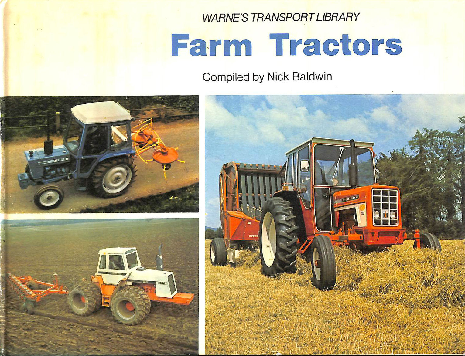 Image for Farm Tractors (Warne's transport library)