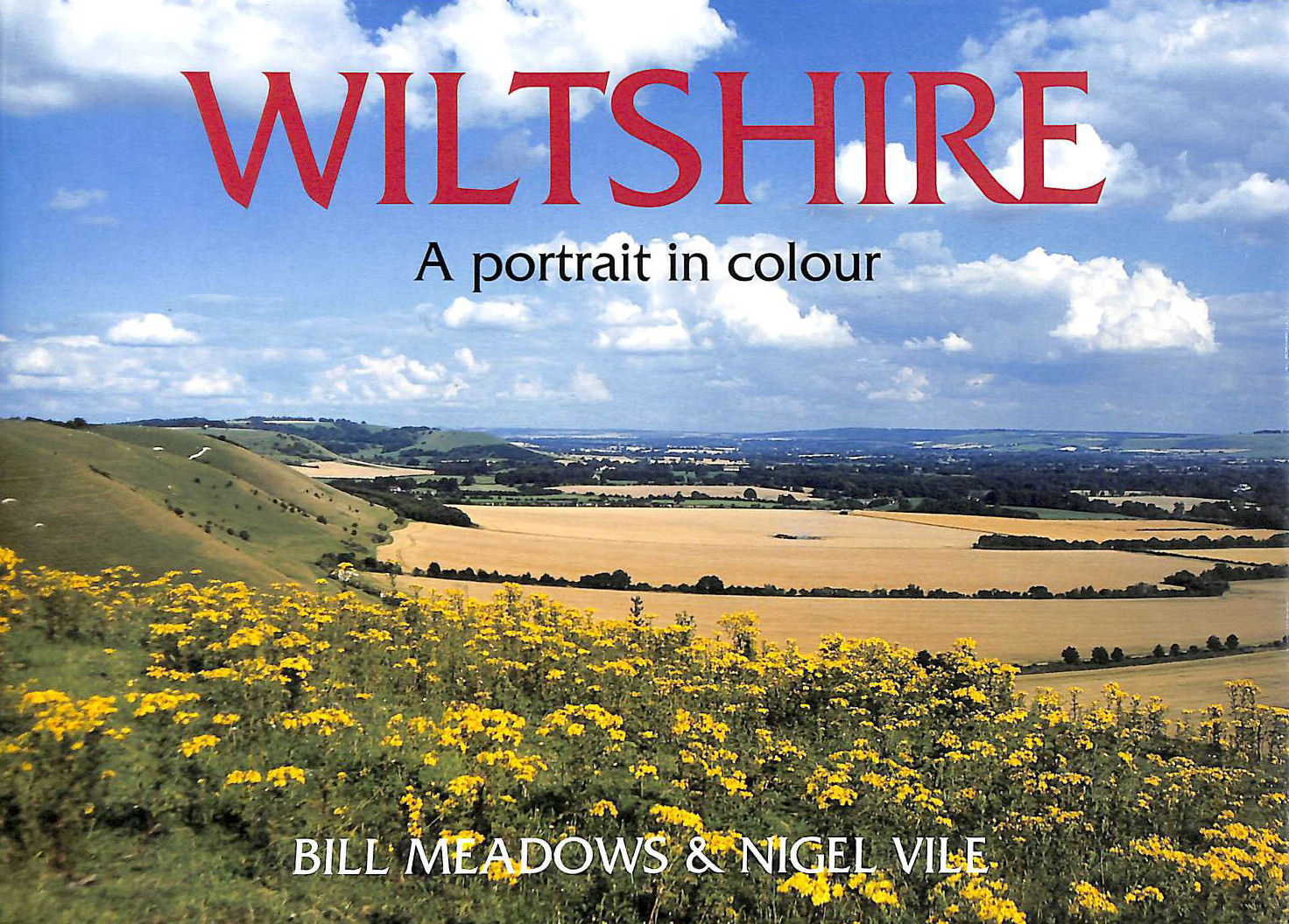 Image for Wiltshire - A Portrait in Colour (County Portrait S.)