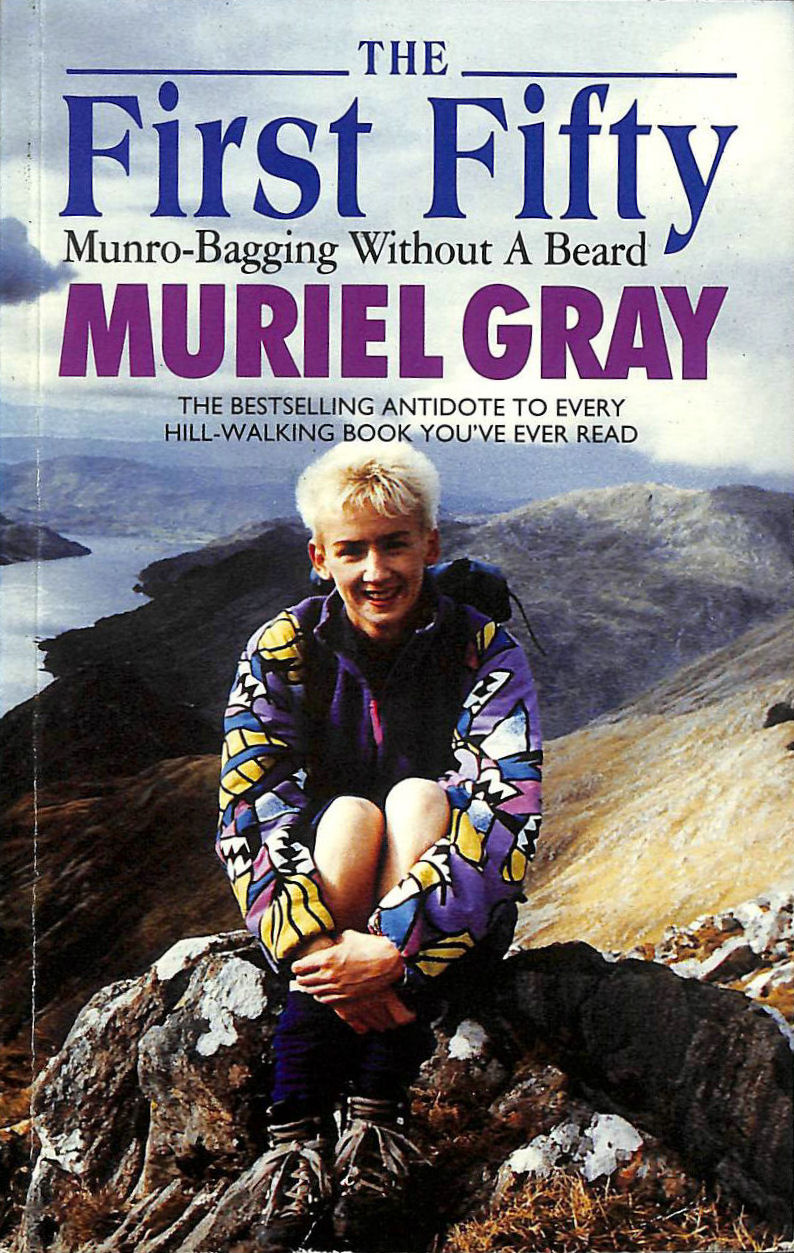 Image for The First Fifty: Munro-bagging without a Beard