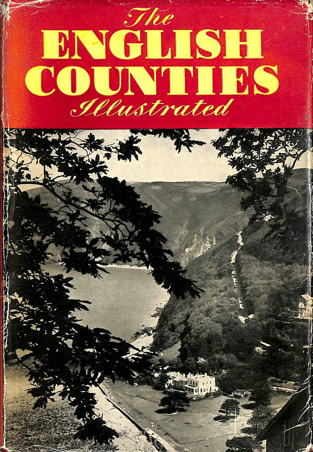 Image for The English counties illustrated