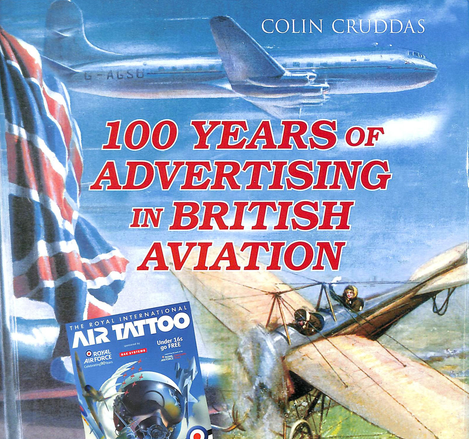 Image for 100 Years of Advertising in British Aviation