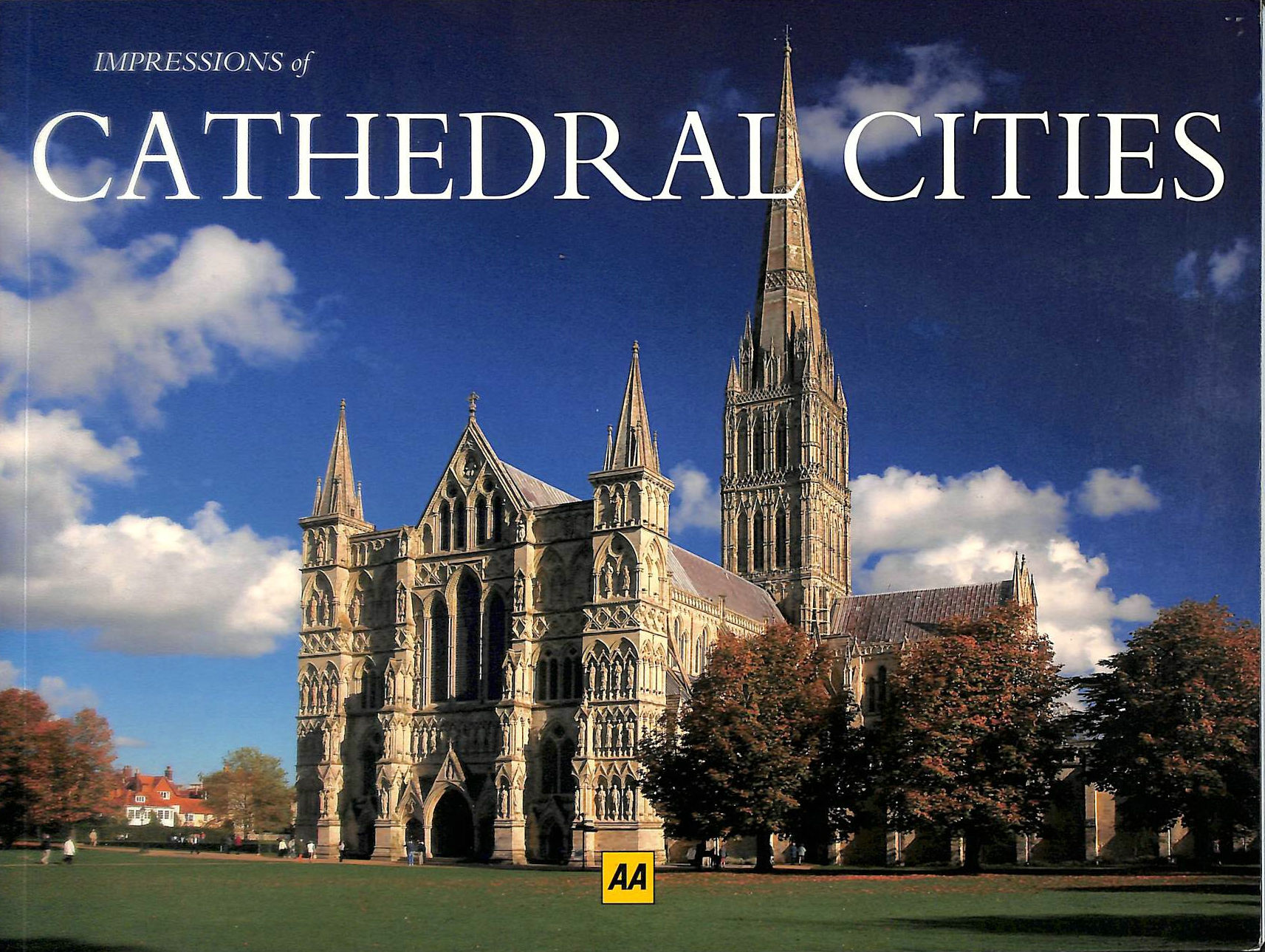 Image for Impressions of Cathedral Cities (AA Impressions of Series): 1