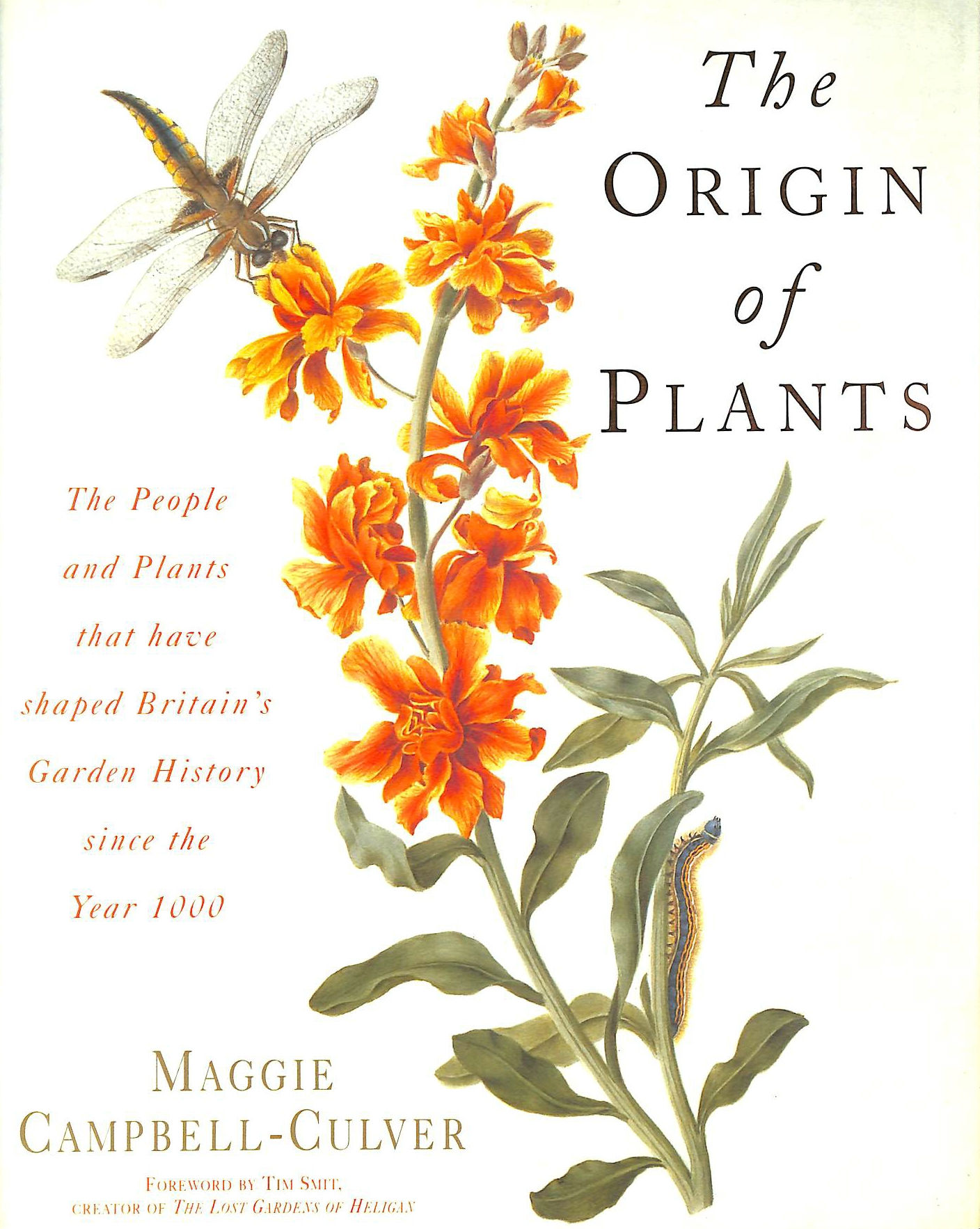 Image for The Origin of Plants: The People and Plants That Have Shaped Britain's Garden History Since the Year 1000