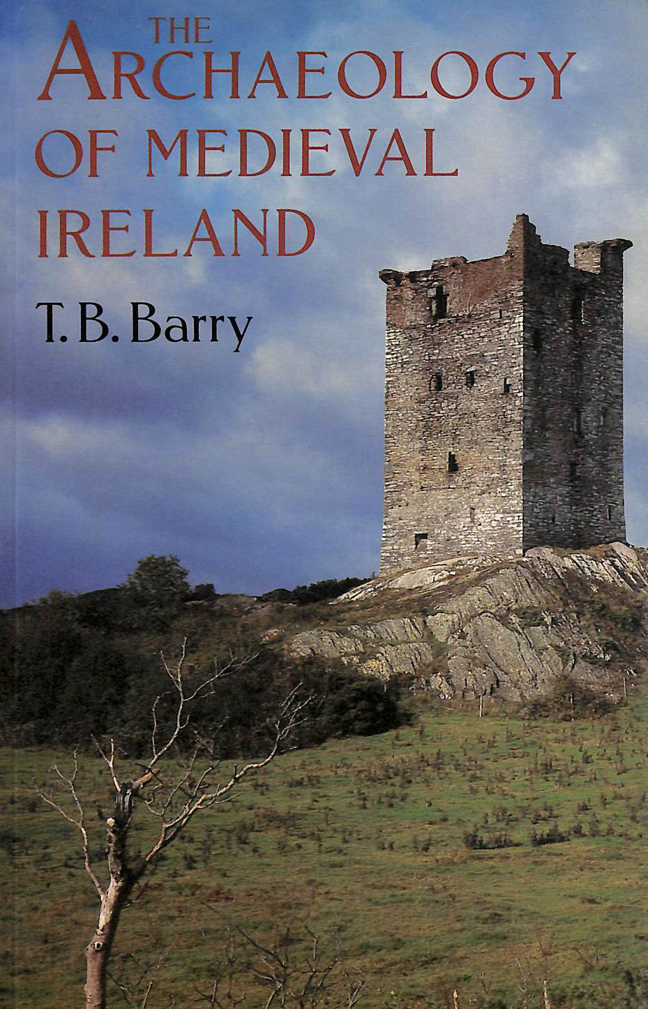 Image for The Archaeology of Medieval Ireland (University Paperbacks)
