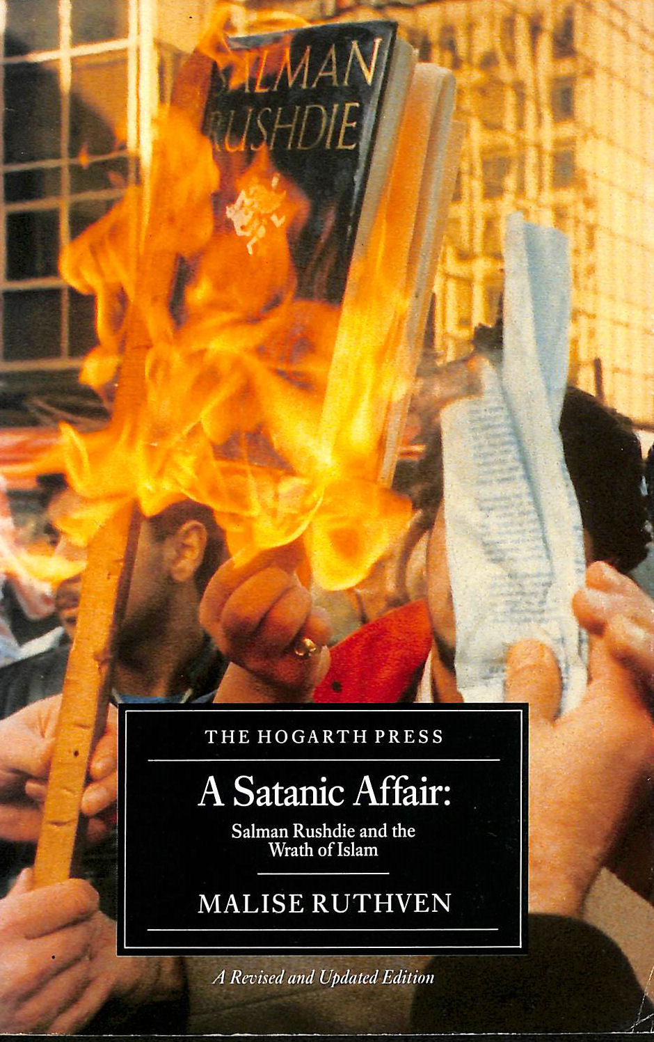 Image for A Satanic Affair: Salman Rushdie and the Rage of Islam
