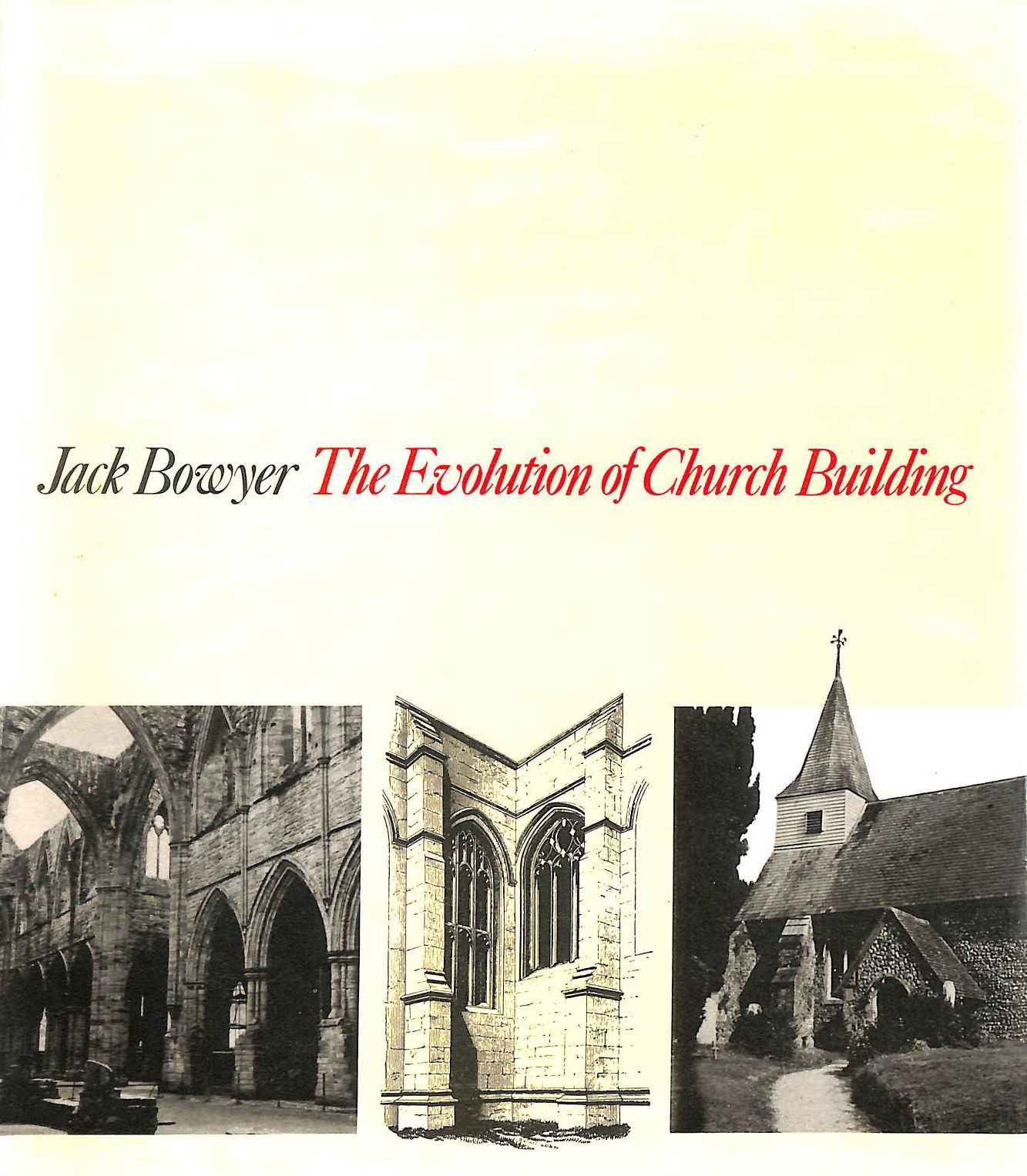 Image for Evolution of Church Building