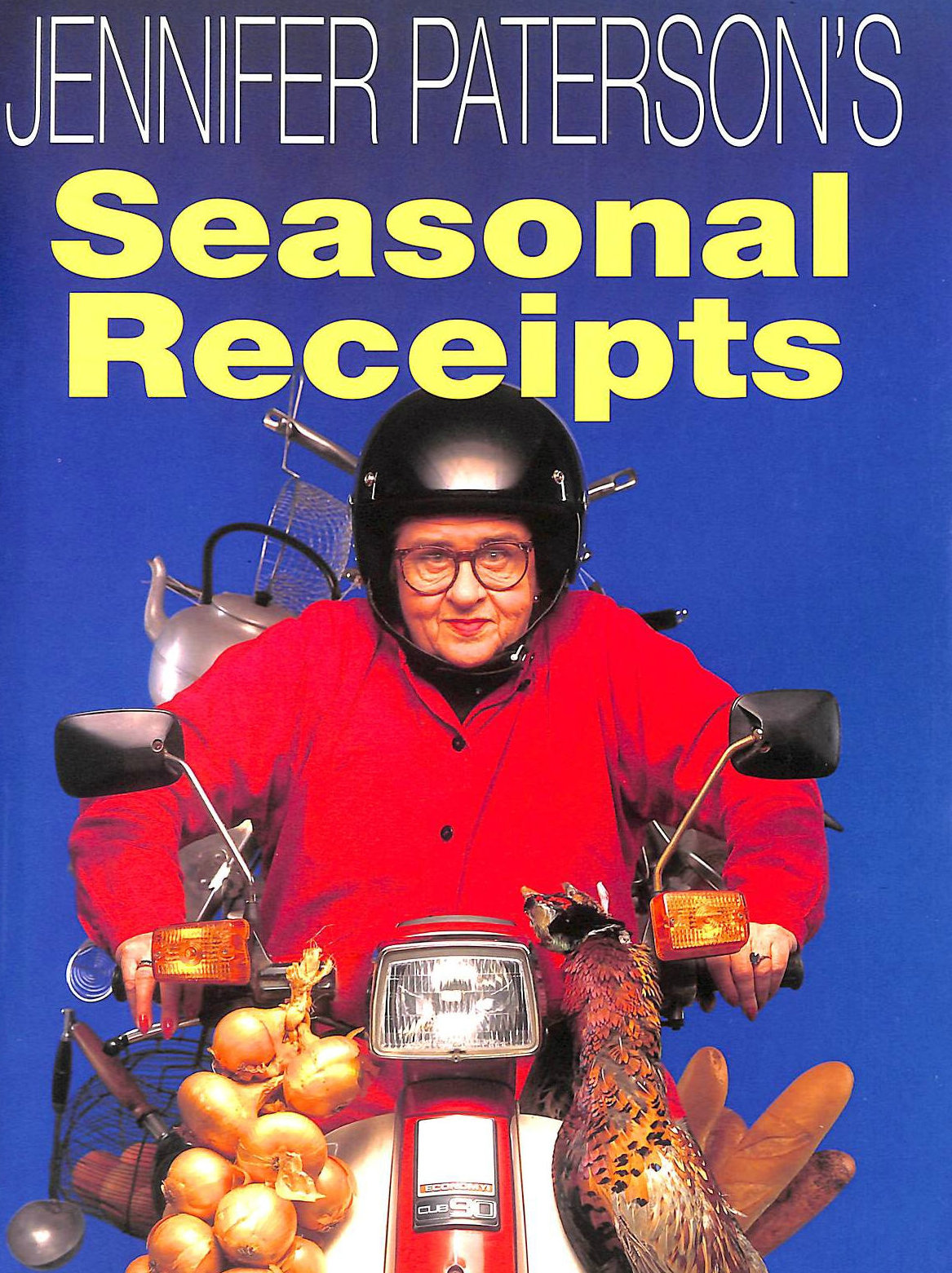 Image for Jennifer Paterson's Seasonal Receipts