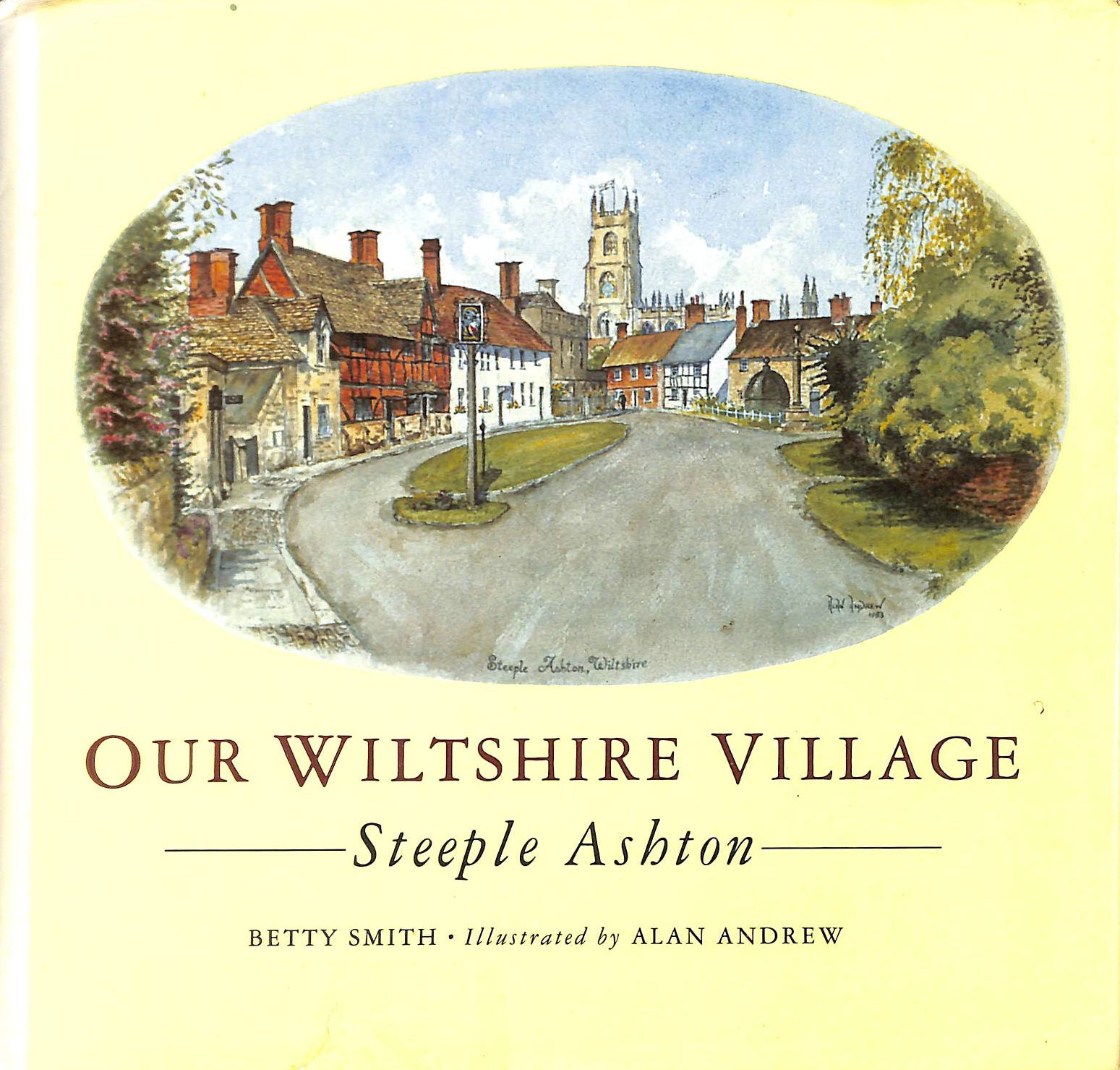 Image for Our Wiltshire Village: Steeple Ashton