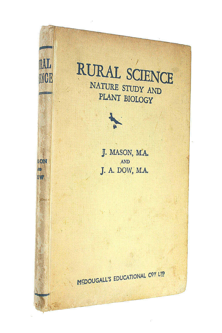 Image for Rural Science: Nature Study and Plant Biology [ Teacher's Book ]