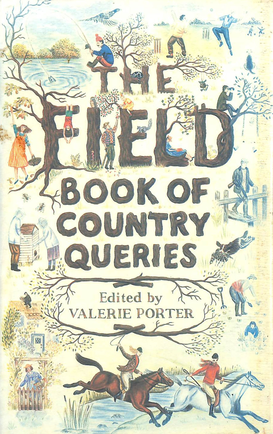 Image for The Field Book of Country Queries