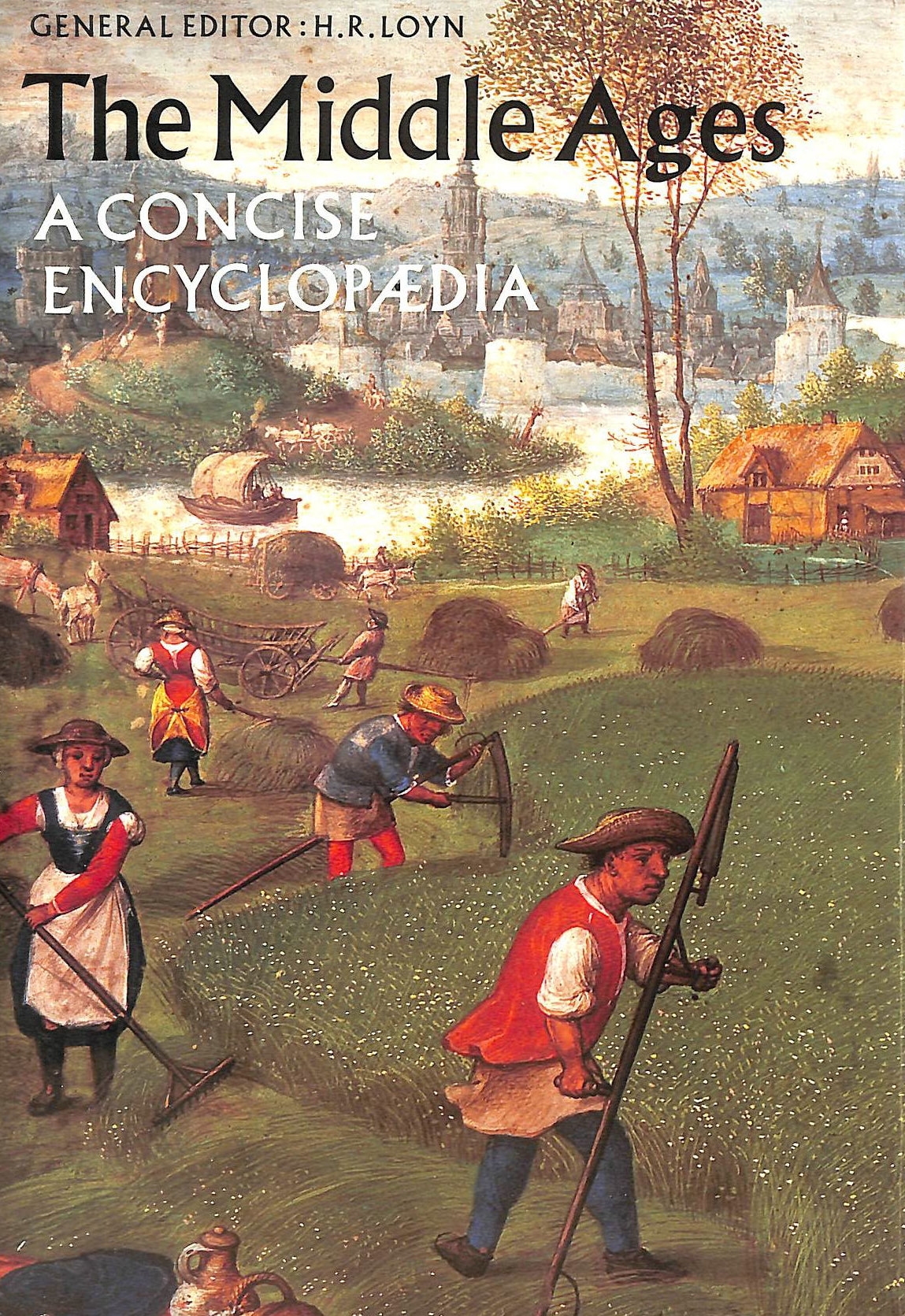 Image for The Middle Ages: A Concise Encyclopaedia