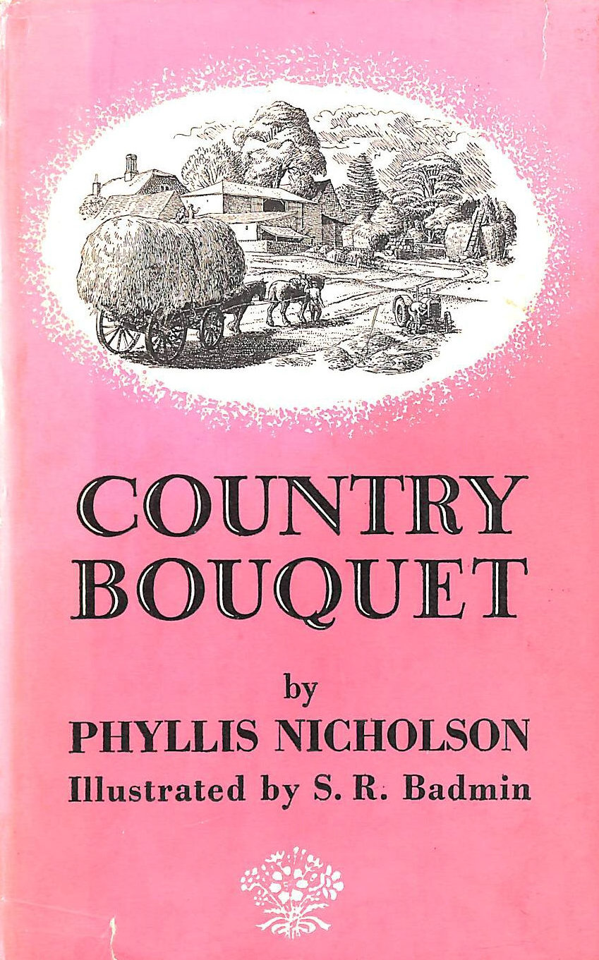 NICHOLSON, PHYLLIS. - Country Bouquet