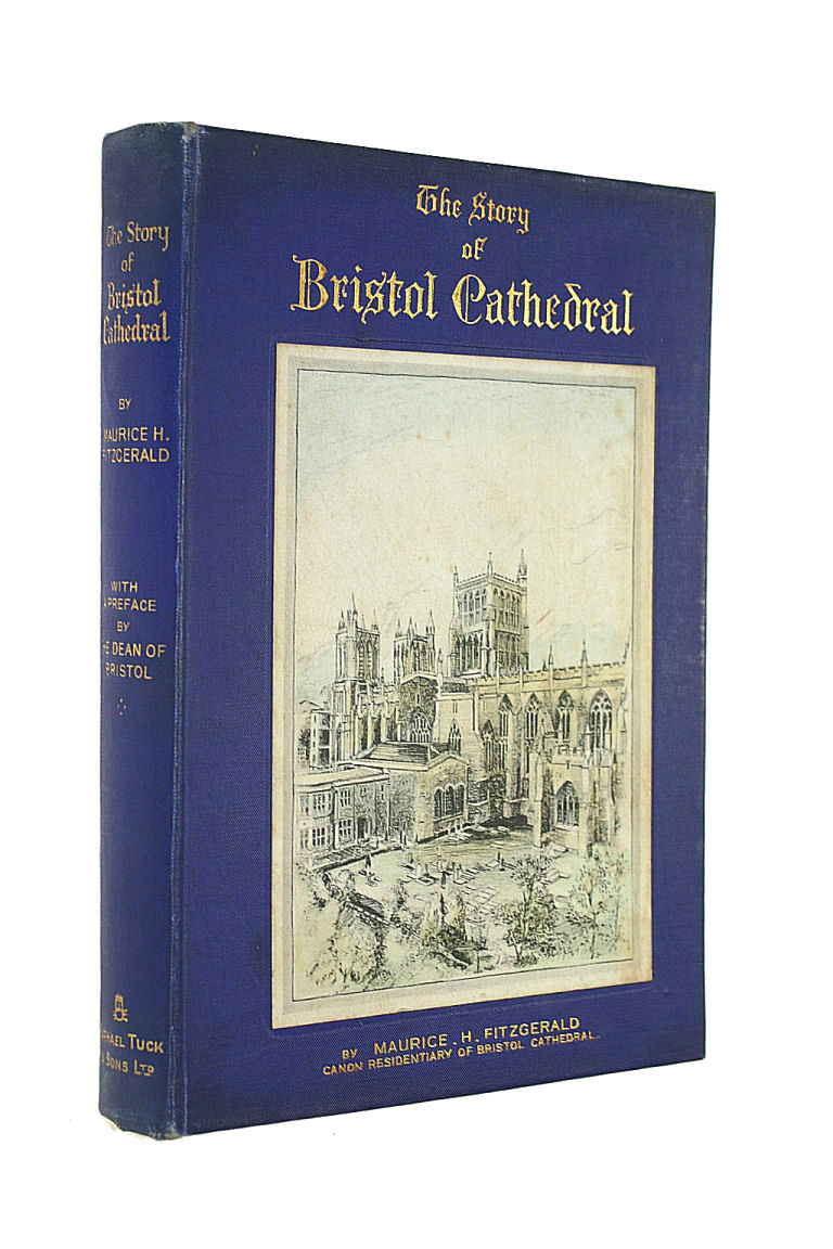 Image for THE STORY OF BRISTOL CATHEDRAL
