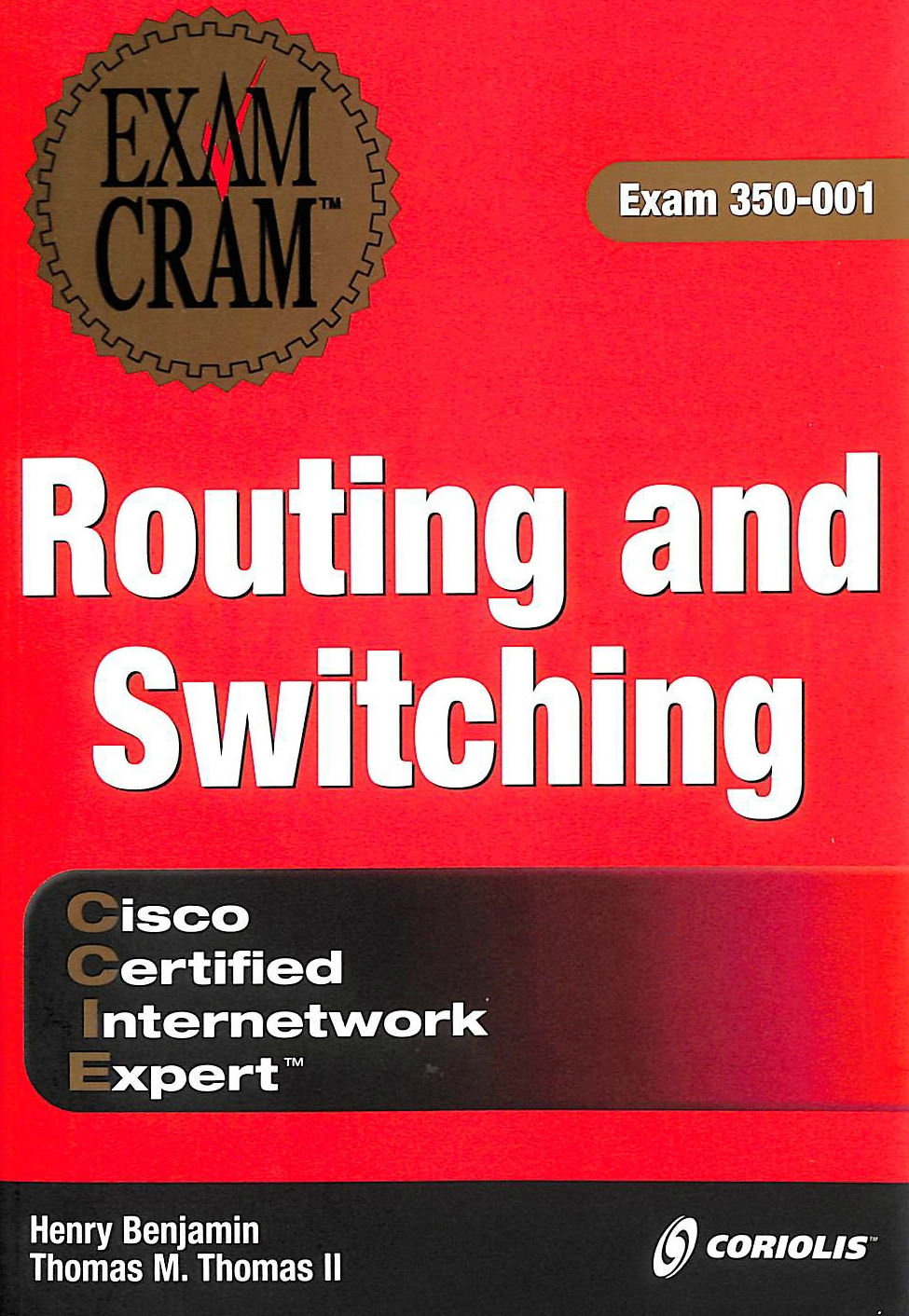 Image for CCIE Routing and Switching Exam Cram