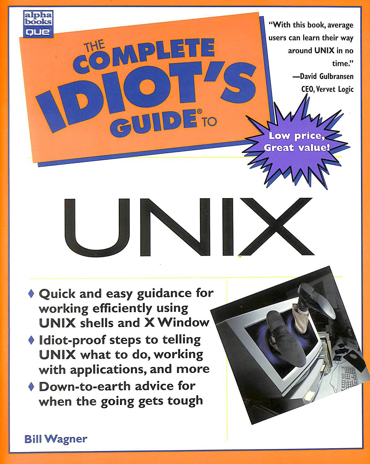 Image for Complete Idiot's Guide to UNIX