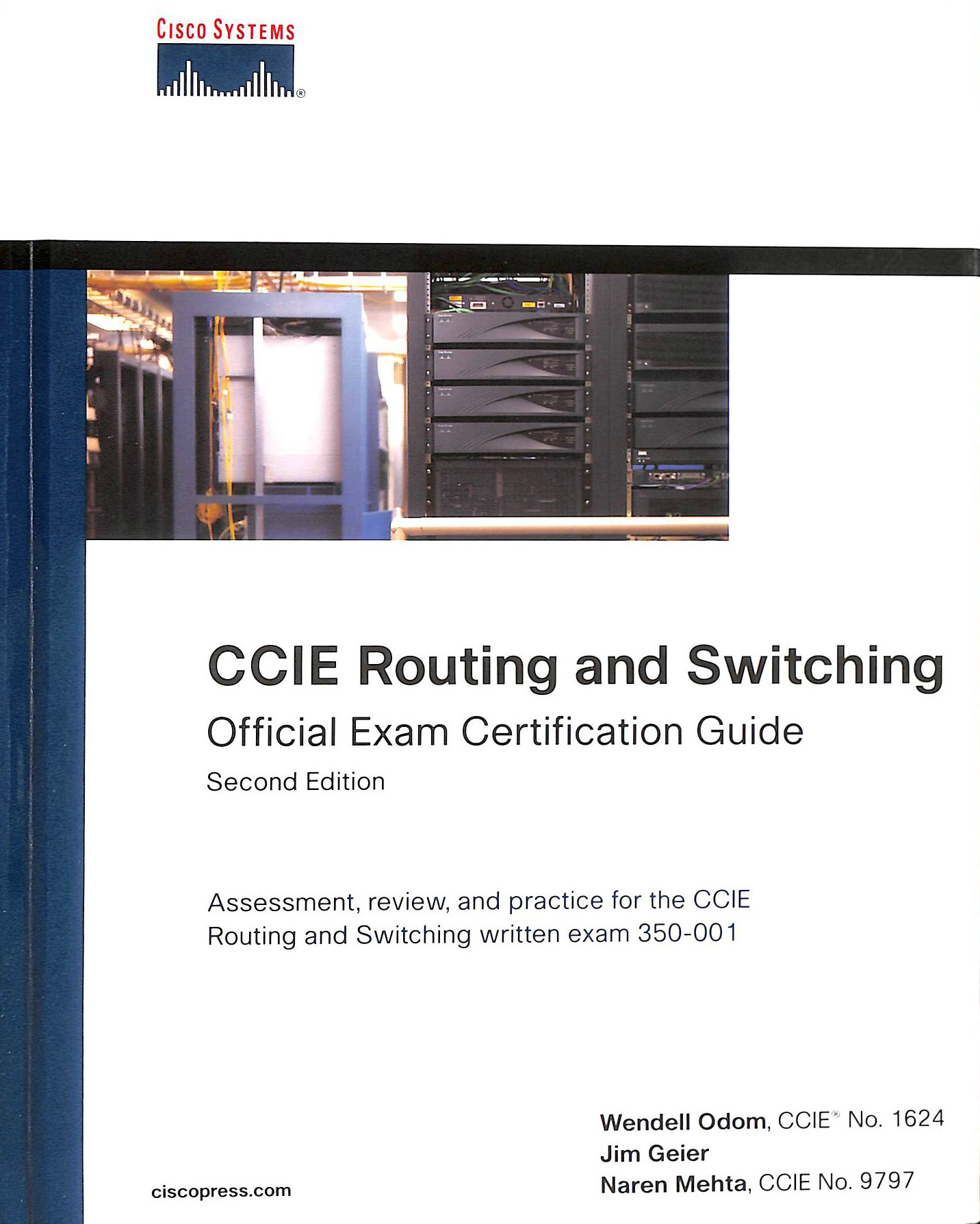 Image for CCIE Routing and Switching Official Exam Certification Guide