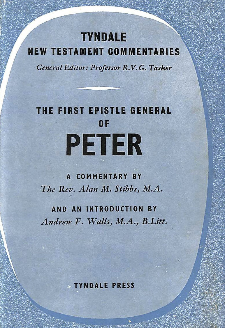 Image for The First Epistle General of Peter
