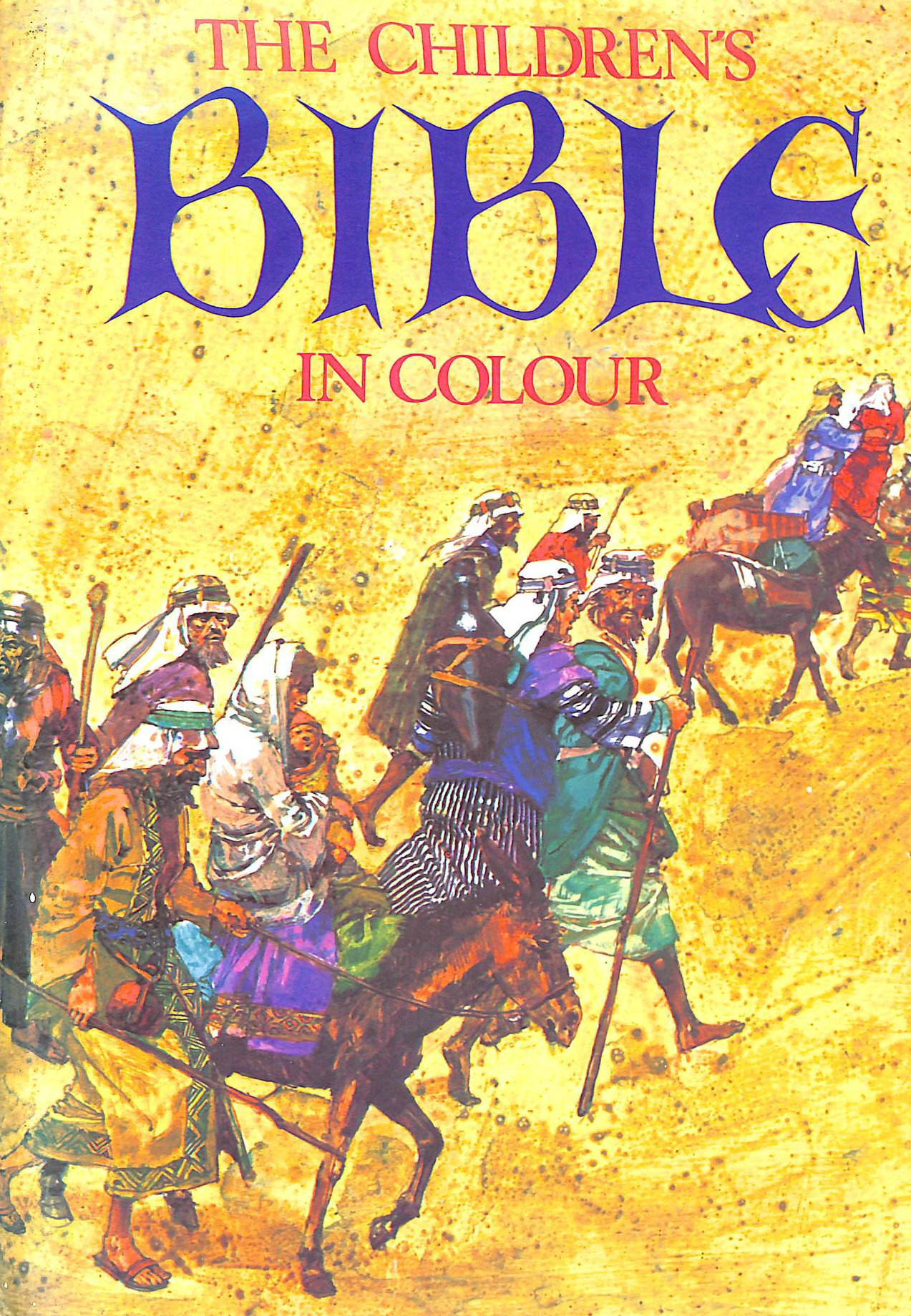 Image for The Children's Bible in Colour