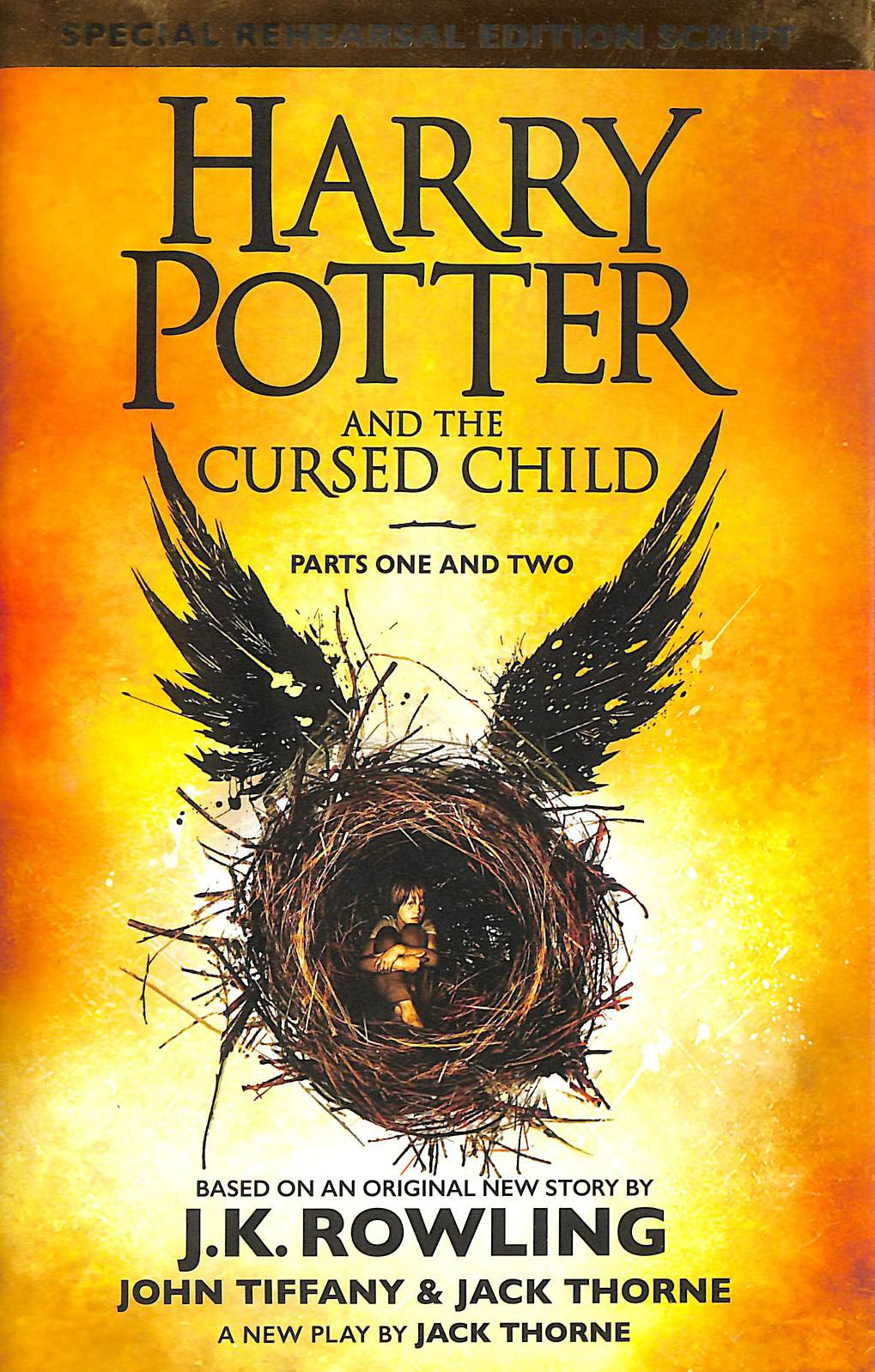 Image for Harry Potter and The Cursed Child - Parts One and Two
