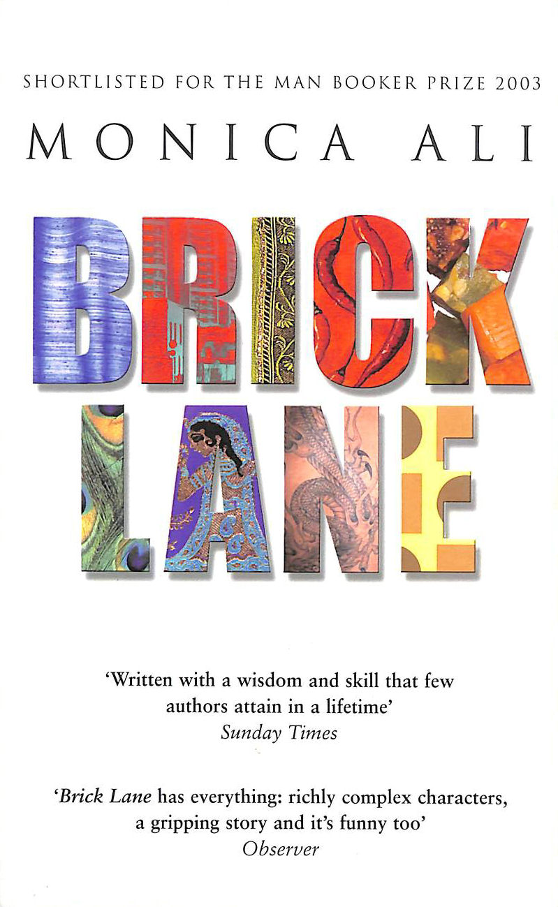 Image for Brick Lane: Shortlisted for the Man Booker Prize