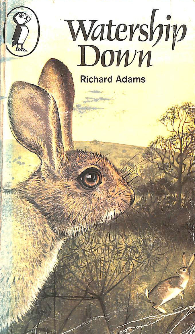 Image for Watership Down (Puffin Books)